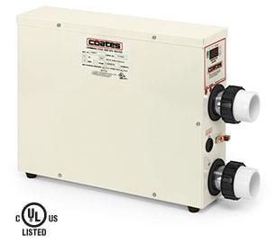 Inline Heater Coates